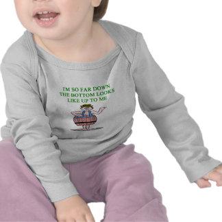 camisetas de inversión comunes de los regalos