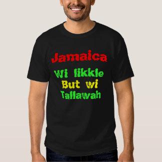Camisetas de Jamaica Remeras
