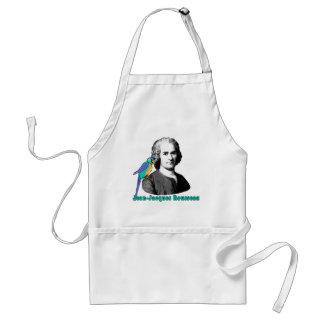 Camisetas de Jean-jacques Rousseau, sudaderas con  Delantal
