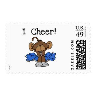 Camisetas de la animadora del mono y regalos envio