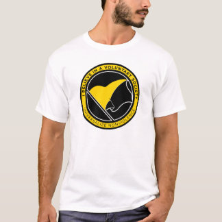 Camisetas de la bandera de AnCap