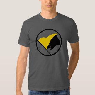 Camisetas de la bandera de AnCap Camisas