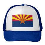 Camisetas de la bandera de Arizona, tazas, ropa Gorros Bordados