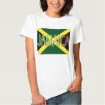 Camisetas de la bandera de Jamaica Camisas