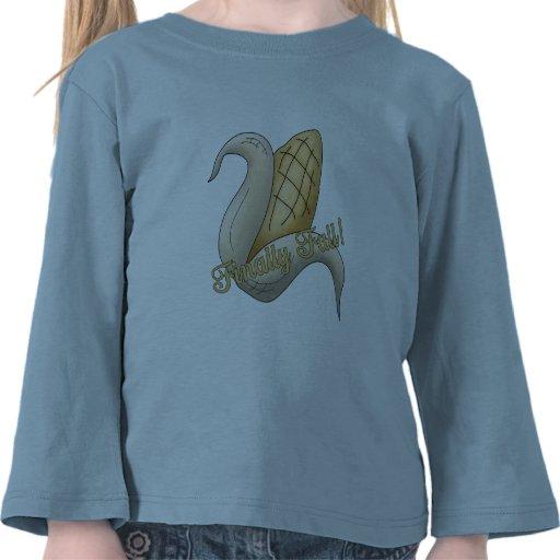 Camisetas de la caída de los niños y regalos de lo