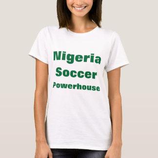Camisetas de la central eléctrica del fútbol de