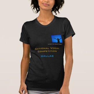 Camisetas de la competencia de Dallas Playeras