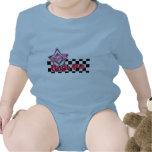 Camisetas de la empanada de Cutie de los niños y r