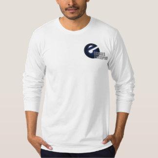 Camisetas de la empresa de Echols Camisas