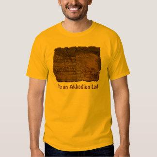 """Camisetas de la """"escritura cuneiforme sumeria"""" playeras"""
