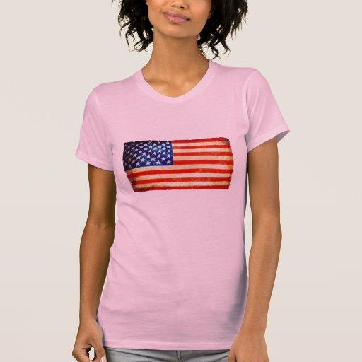 Camisetas de la esposa del ejército o de la marina polera
