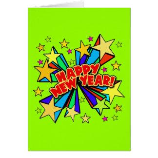 Camisetas de la Feliz Año Nuevo, Steins de la cerv Felicitaciones