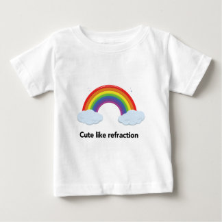 Camisetas de la feria de ciencia del arco iris playeras