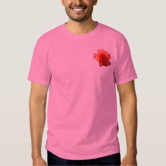 Camisetas de la floración 2-Sided del cielo Remeras