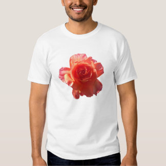 Camisetas de la floración del cielo playeras