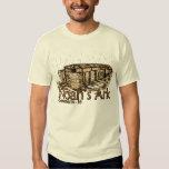 Camisetas de la luz de la arca de Noah Remera