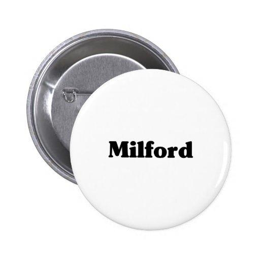 Camisetas de la obra clásica de Milford Pin