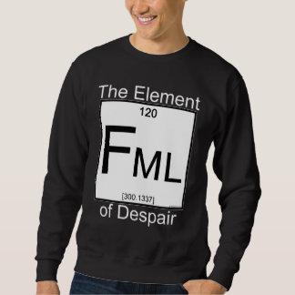 Camisetas de la oscuridad del elemento FML