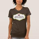 Camisetas de la panadería