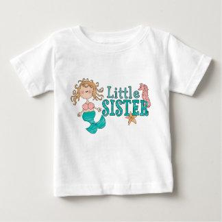 Camisetas de la pequeña hermana de la sirena poleras
