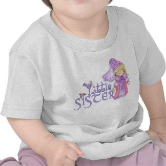 Camisetas de la princesa pequeña hermana