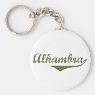 Camisetas de la revolución de Alhambra Llavero Redondo Tipo Pin