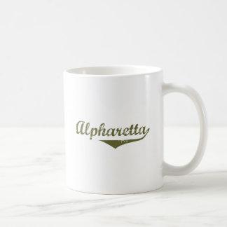 Camisetas de la revolución de Alpharetta Tazas