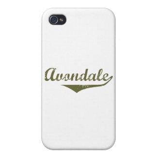 Camisetas de la revolución de Avondale iPhone 4 Cobertura