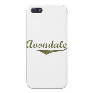 Camisetas de la revolución de Avondale iPhone 5 Cobertura
