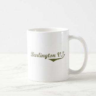 Camisetas de la revolución de Burlington Taza De Café