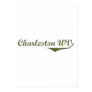 Camisetas de la revolución de Charleston Postal