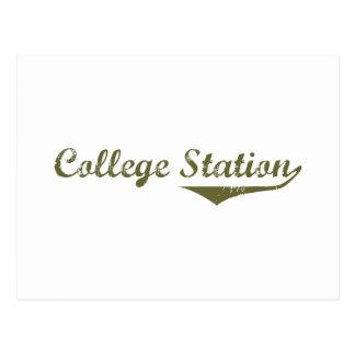 Camisetas de la revolución de College Station Postal