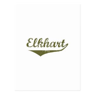 Camisetas de la revolución de Elkhart Tarjetas Postales