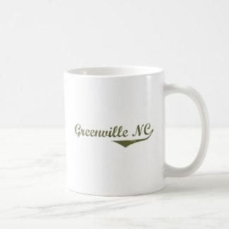 Camisetas de la revolución de Greenville Tazas De Café