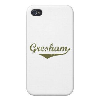 Camisetas de la revolución de Gresham iPhone 4 Protector
