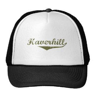 Camisetas de la revolución de Haverhill Gorras De Camionero