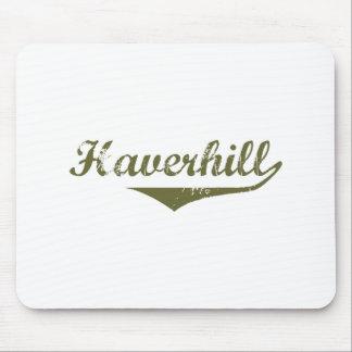 Camisetas de la revolución de Haverhill Tapetes De Raton