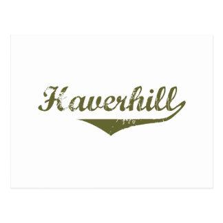 Camisetas de la revolución de Haverhill Tarjetas Postales