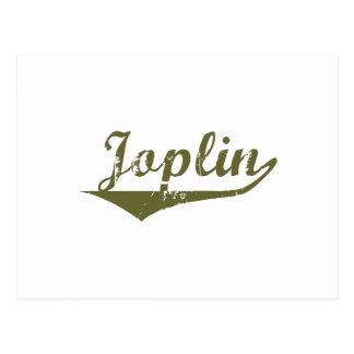 Camisetas de la revolución de Joplin Postales