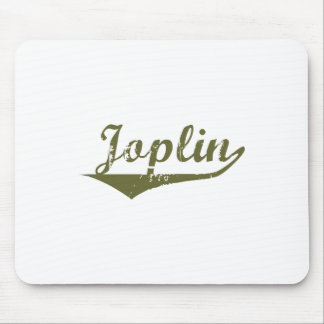 Camisetas de la revolución de Joplin Alfombrillas De Raton