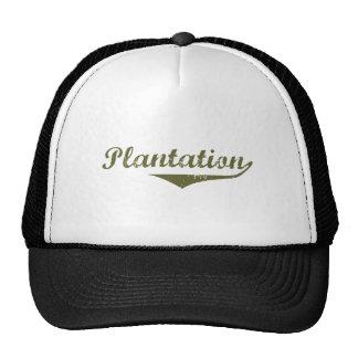 Camisetas de la revolución de la plantación gorras de camionero
