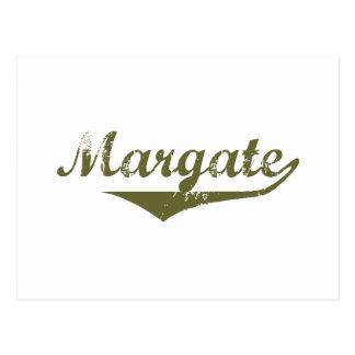 Camisetas de la revolución de Margate Tarjetas Postales