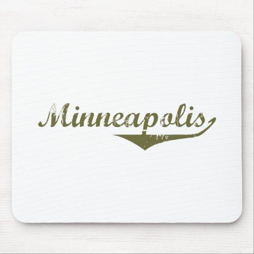 Camisetas de la revolución de Minneapolis Alfombrilla De Ratones