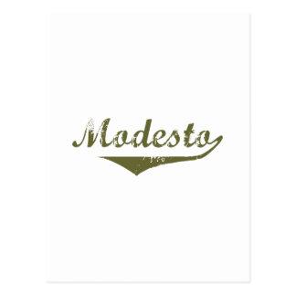 Camisetas de la revolución de Modesto Tarjeta Postal