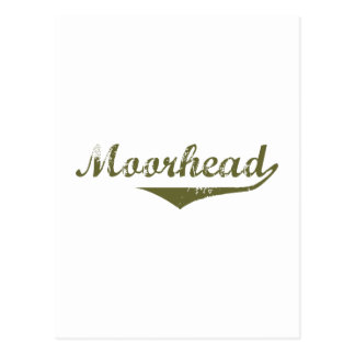 Camisetas de la revolución de Moorhead Tarjeta Postal