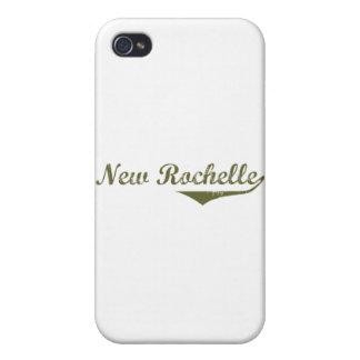 Camisetas de la revolución de New Rochelle iPhone 4 Cárcasa