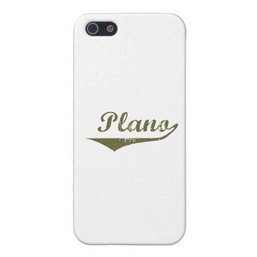 Camisetas de la revolución de Plano iPhone 5 Fundas