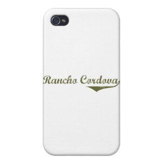 Camisetas de la revolución de Rancho Cordova iPhone 4 Carcasa