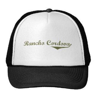 Camisetas de la revolución de Rancho Cordova Gorros Bordados