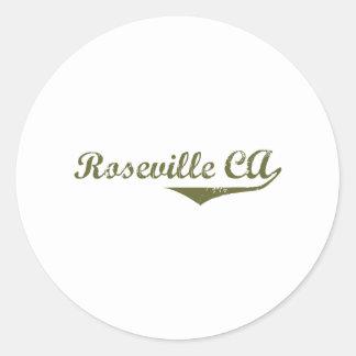 Camisetas de la revolución de Roseville Pegatinas